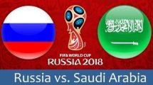Nhận định Nga vs Ả Rập Xê Út, 22h00 ngày 14/6: Chờ đợi bất ngờ