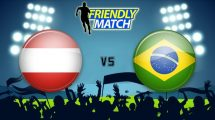 Áo 0 – 3 Brazil
