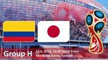 Colombia vs Nhật Bản, 19h00 ngày 19/06: Colom đáng gờm