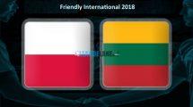 Ba Lan 4 – 0 Lathuania