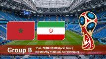 Nhận định Ma Rốc vs Iran, 22h00 ngày 15/6: Cơ hội mong manh