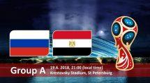Nhận định Nga vs Ai Cập, 01h00 ngày 20/6: Salah trở lại
